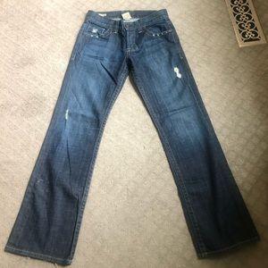 William Rast Billy Flare jeans